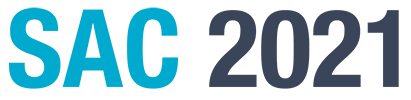 SAC 2021 logo